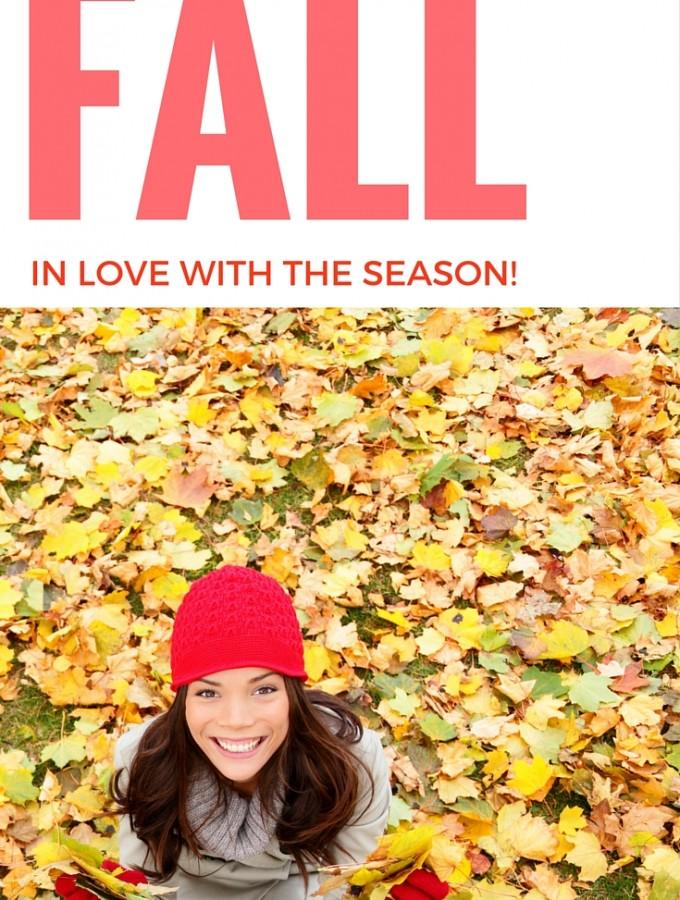 Fabulous Fall: 50 Ways to Enjoy the Season | confettiandbliss.com