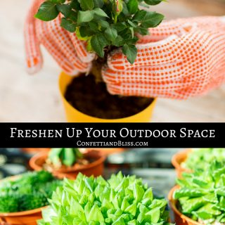 How to Freshen Up Your Outdoor Space