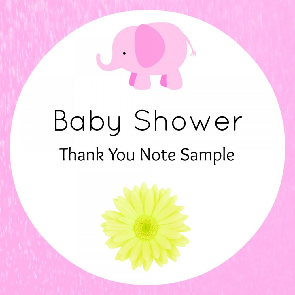 Thank You Quotes For Baby Gift: Baby Shower Thank You