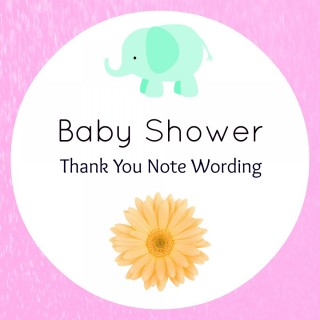 Baby Shower Thank You Wording – Handmade Gift