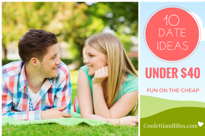 Fun Date Ideas on the Cheap