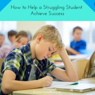 Student Success: How to Help Your Child Succeed in School