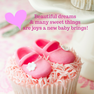 Baby Shower Greeting Card Wording