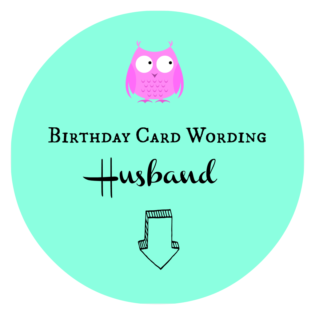 Birthday Card Wording Examples