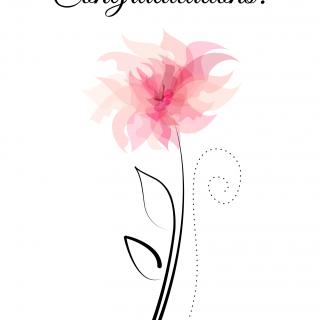 Congratulations Card Wording