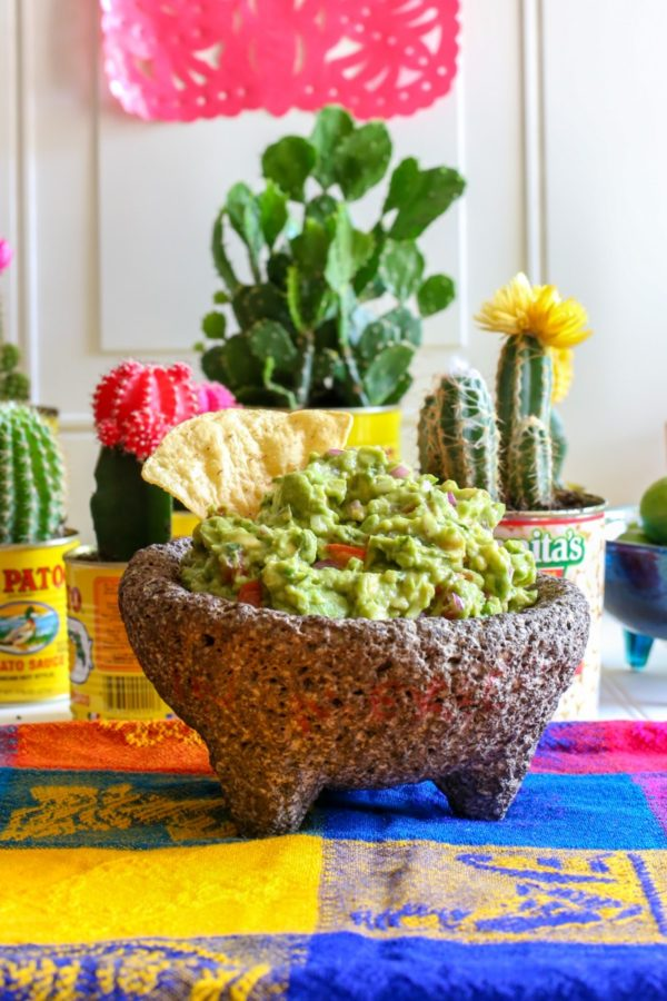 Authentic Mexican Guacamole