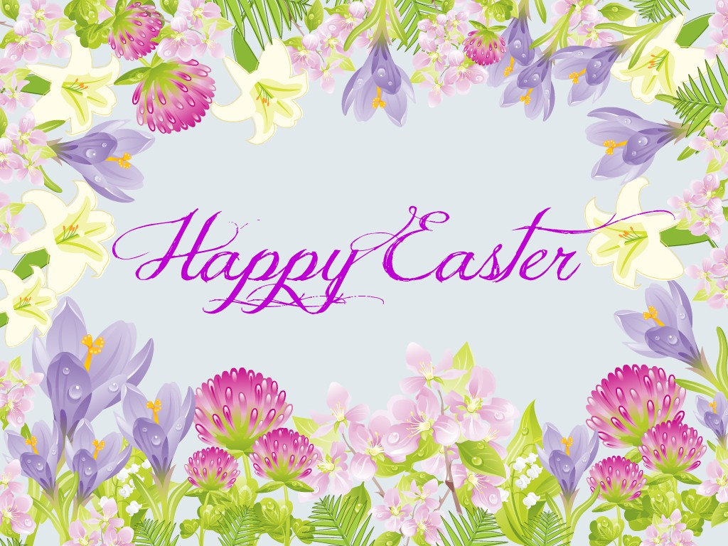 Easter greeting card wording confetti bliss easter greeting card m4hsunfo