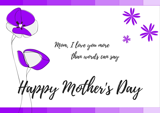 Mother's Day Card | Happy Mother's Day