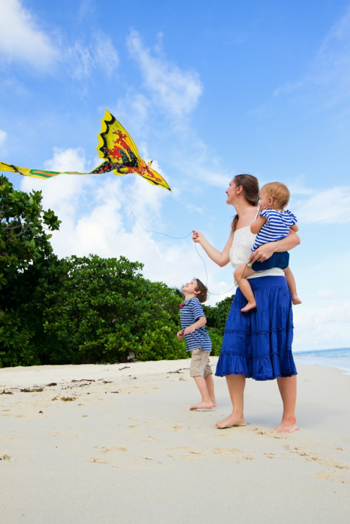 Summer Fun - Fly a Kite