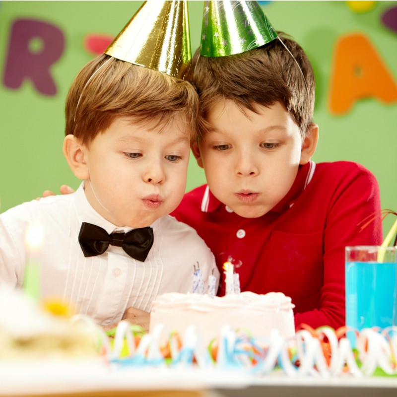 How to Plan a Party: Boys Birthday Party for Boys