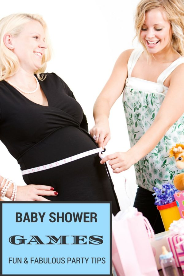 Baby Shower Games: Baby Shower Party Tips