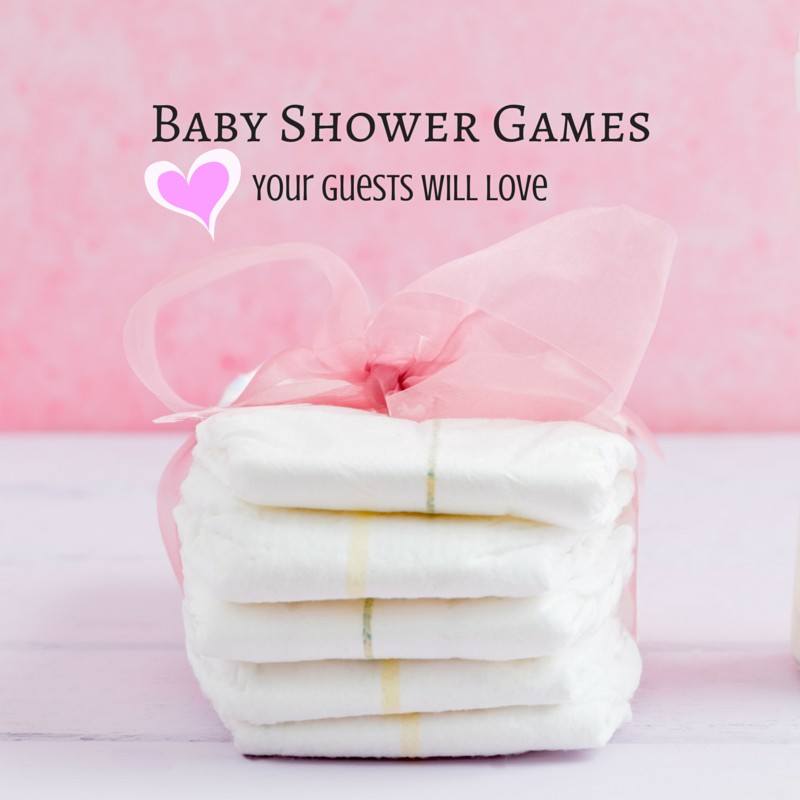 Dirty Diaper Game Fun Baby Shower Games Confetti Bliss
