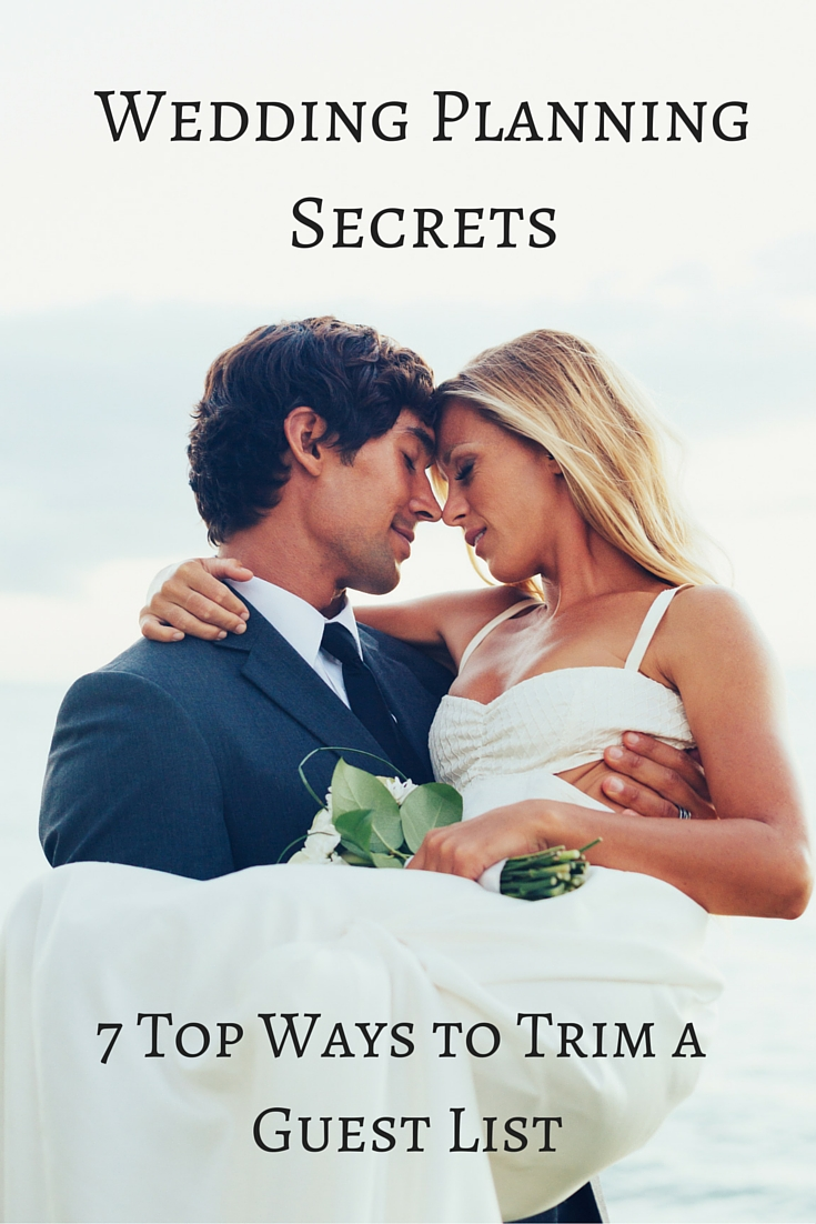 Wedding Planning Secrets