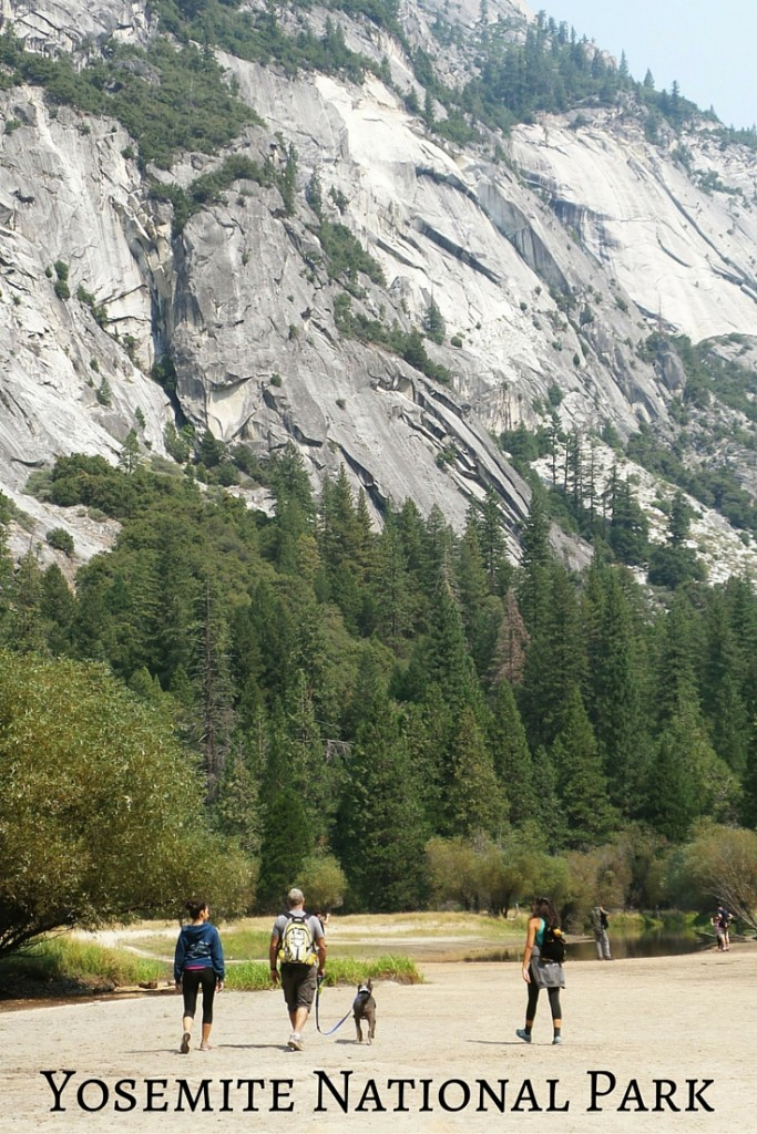Yosemite National Park: Hike to Mirror Lake | A California Road Trip | confettiandbliss.com