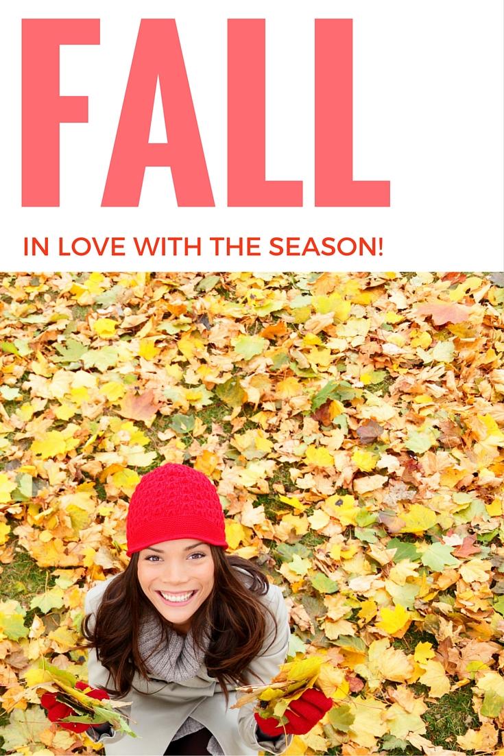 Celebrate Fall: 50 Happy Ways to Enjoy the Season!