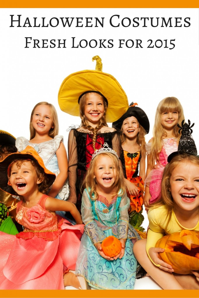 Halloween Costumes: Fresh Looks for 2015   Adults, children, babies, and dogs!
