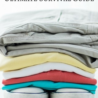 How to Do Laundry: Survival Guide for College Students