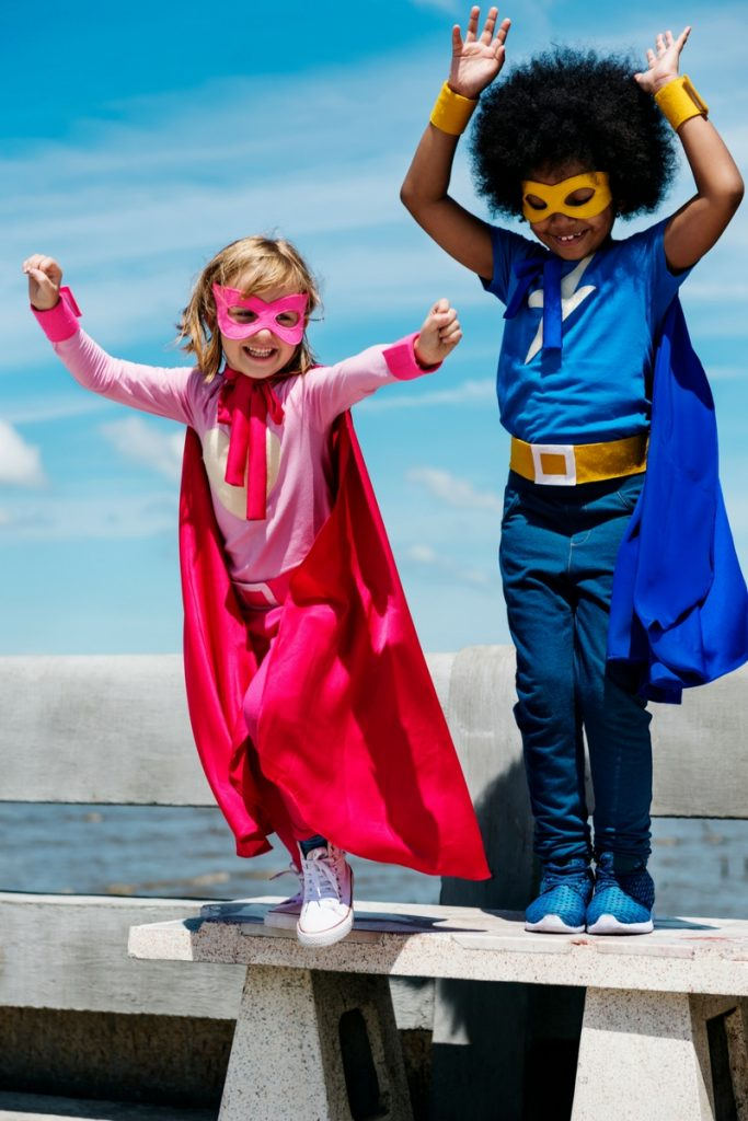 Super Hero Costumes for Kids