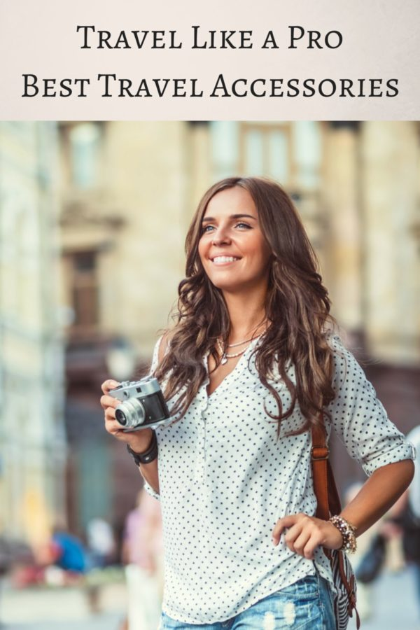 Travel Like a Pro: Best Travel Accessories & Tech Gadgets | An international travel blogger shares her tips for must-have travel items! | confettiandbliss.com