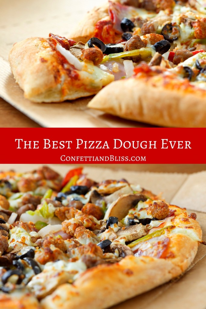 How to Make Pizza Dough | The Best Pizza Dough Recipe Ever