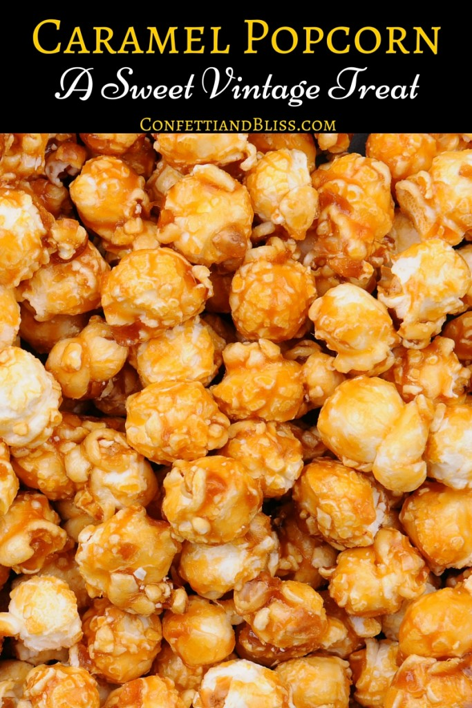 Caramel Popcorn Recipe | How to Make Caramel Popcorn
