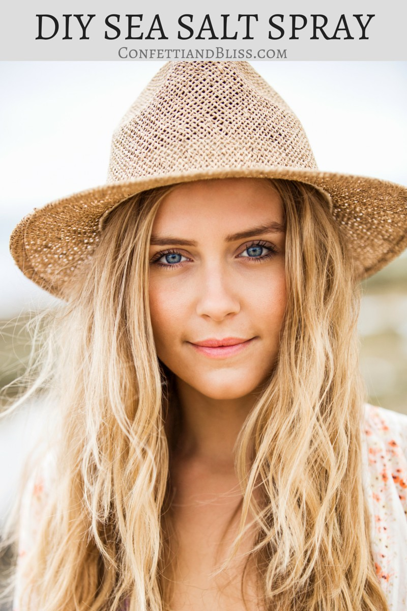 How to get sexy beach waves