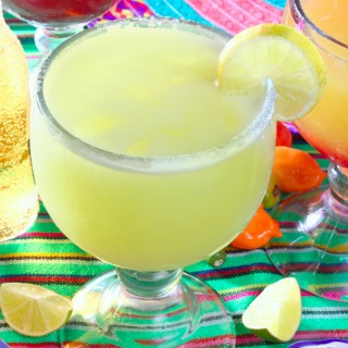 Top Shelf Margarita Recipe | Celebrate National Margarita Day
