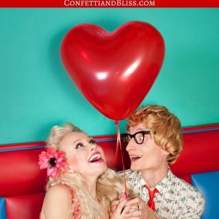 Date Ideas for Valentines Day | confettiandbliss.com