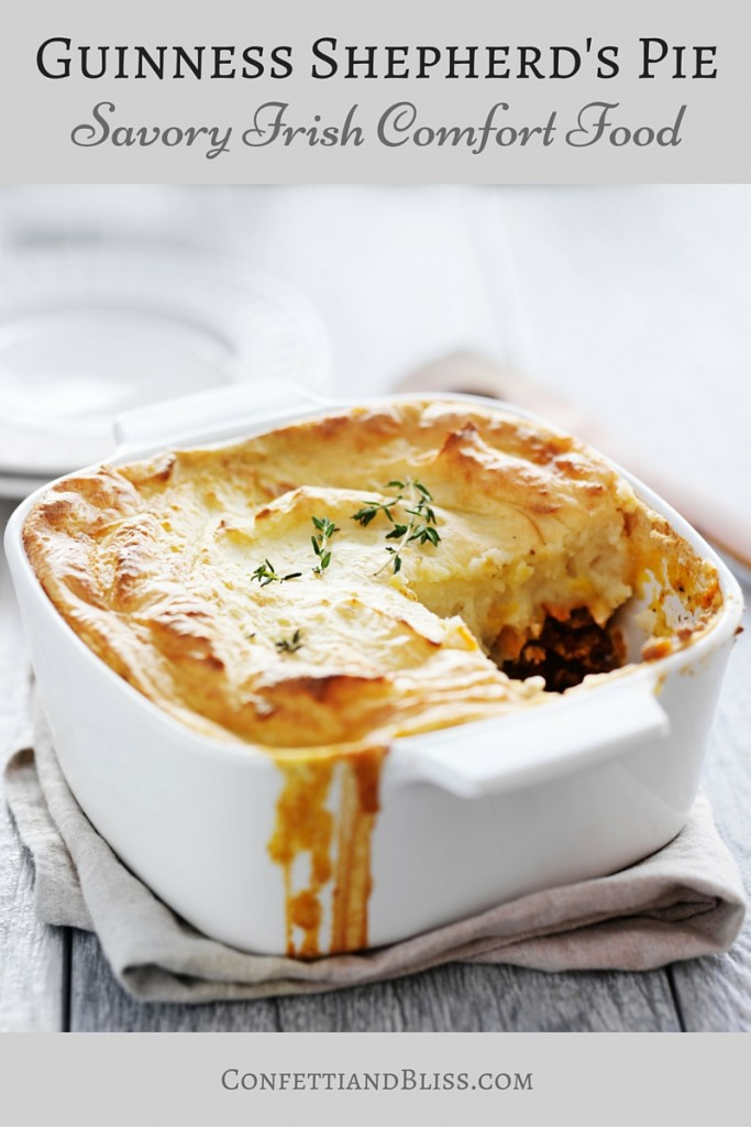 Irish Food | Shepherd's Pie