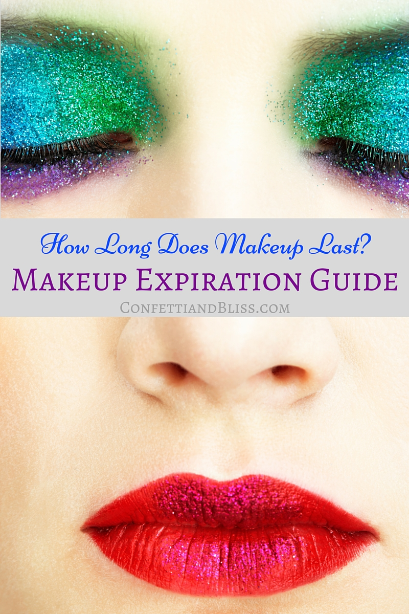 How Long Does Makeup Last?