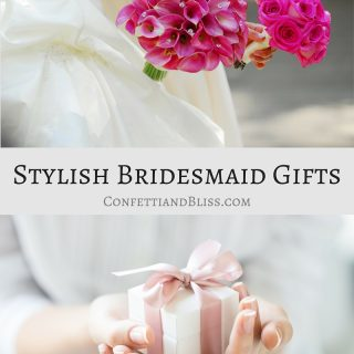 Stylish Bridesmaid Gifts Your Girls Will Love