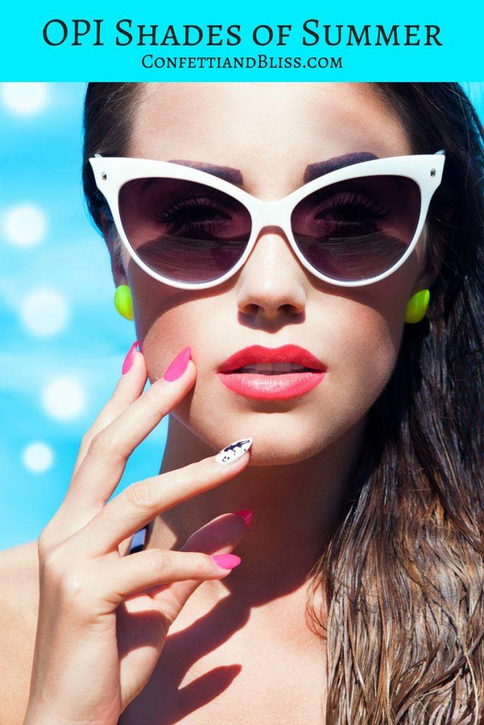 OPI Nail Polish Shades for Summer