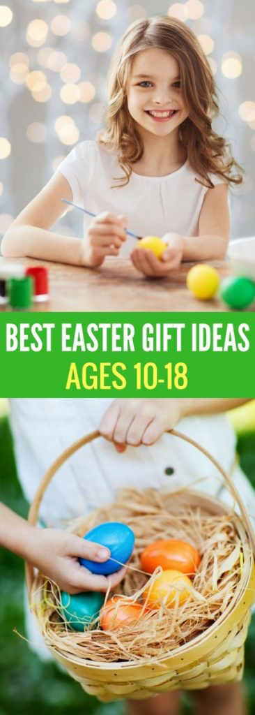 BEST EASTER GIFT IDEAS AGES 10-18