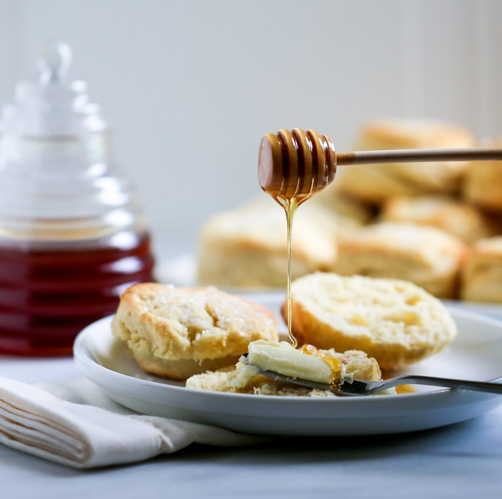Best Southern Whipping Cream Biscuits Recipe