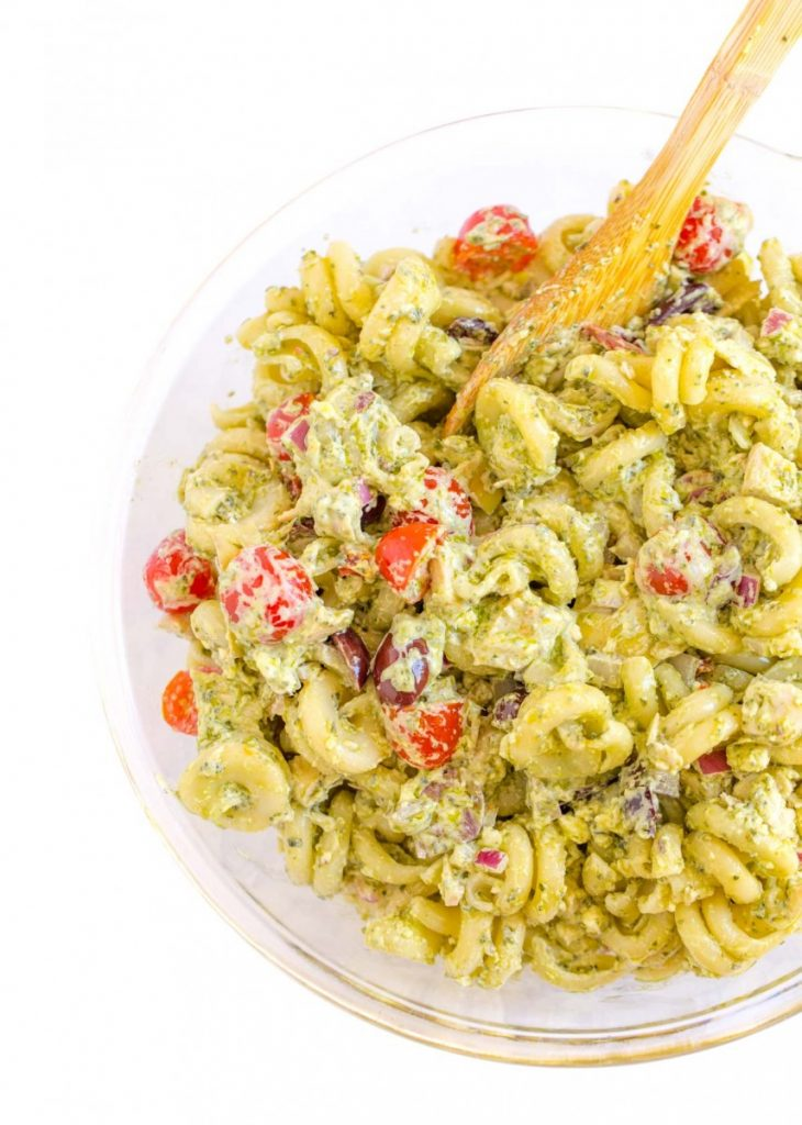 Greek Pasta Salad