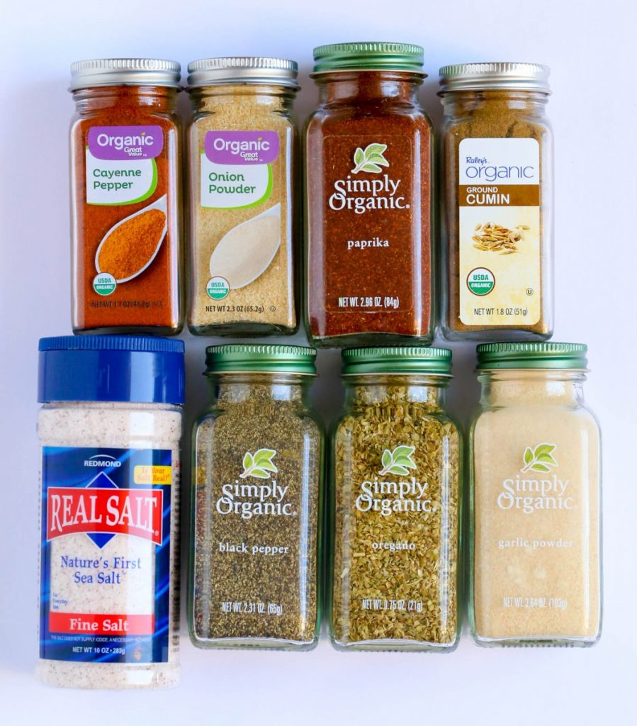 Mexican Spice Mix for Chicken and Rice