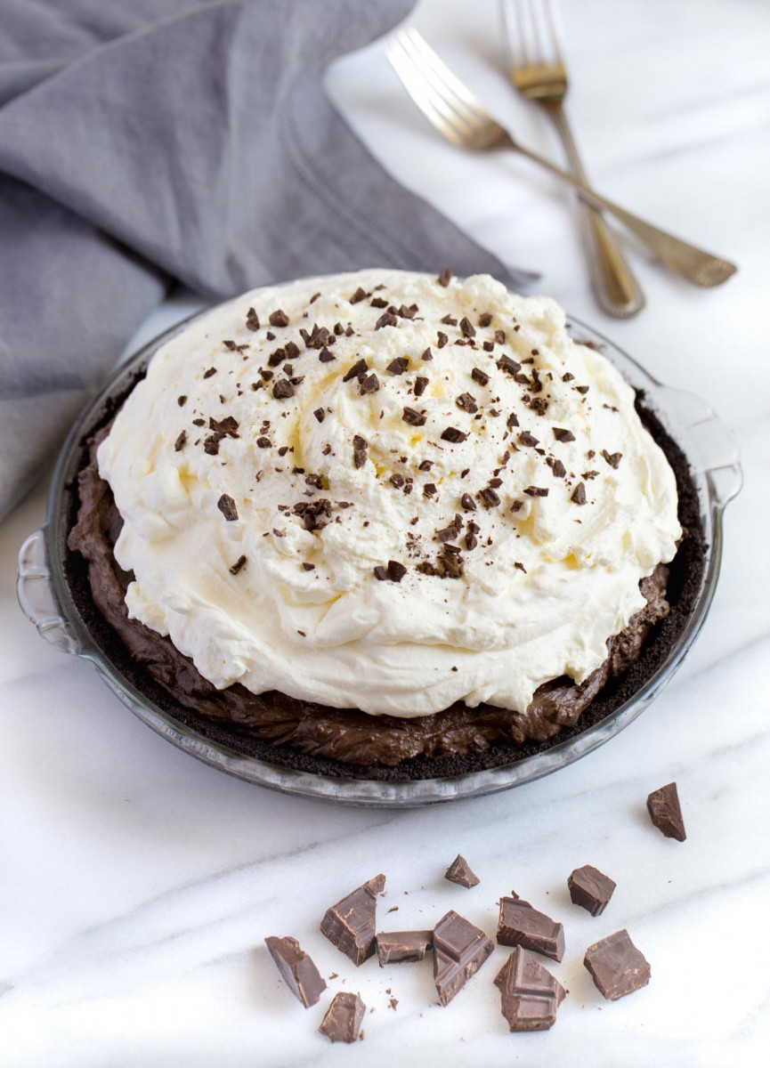 chocolate mousse pastry - photo #22
