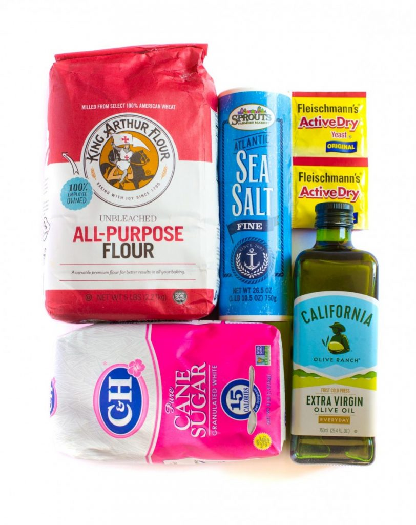 Best Pizza Dough Ingredients