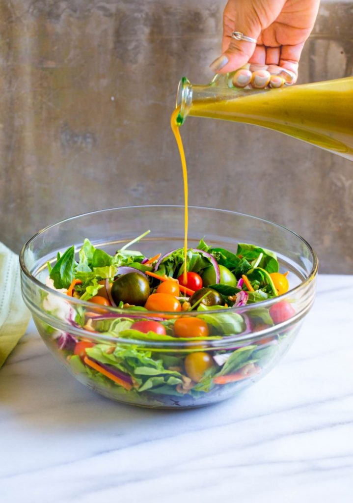 Tahini Salad Dressing