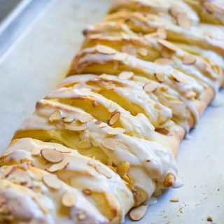 Apple Strudel from Scratch