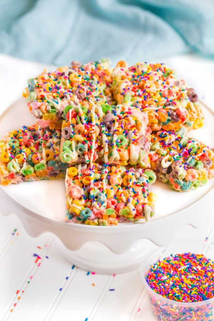Fruit Loop Treats