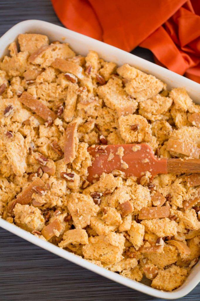 Pumpkin French Toast Bake | Best Brunch Recipe
