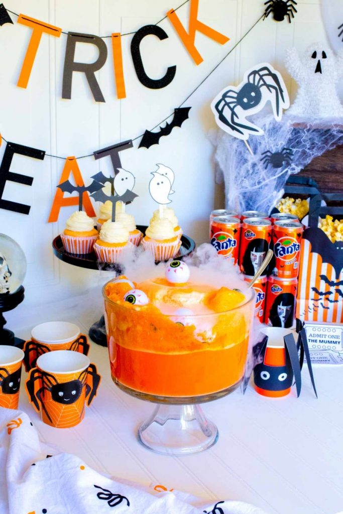 Halloween Party Ideas and Recipes
