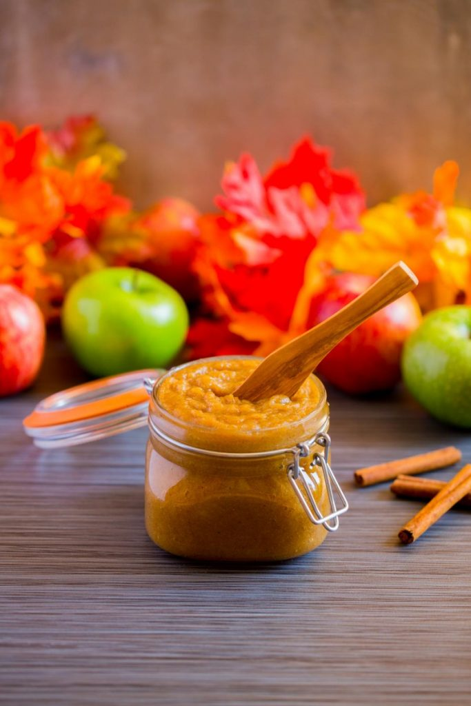 Easy homemade apple butter recipe