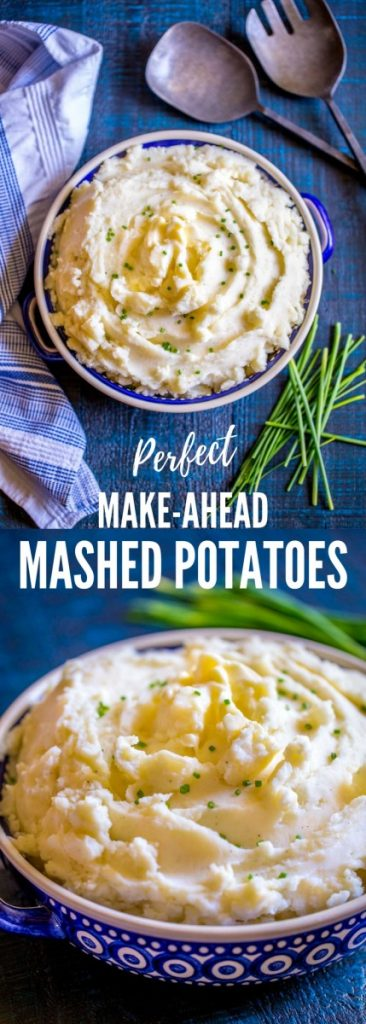 Perfect Homemade Mashed Potatoes