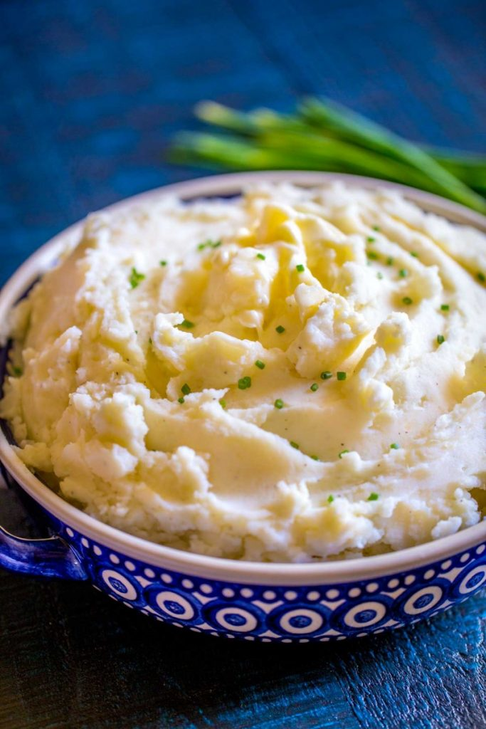 How to Make Whipped Mashed Potatoes