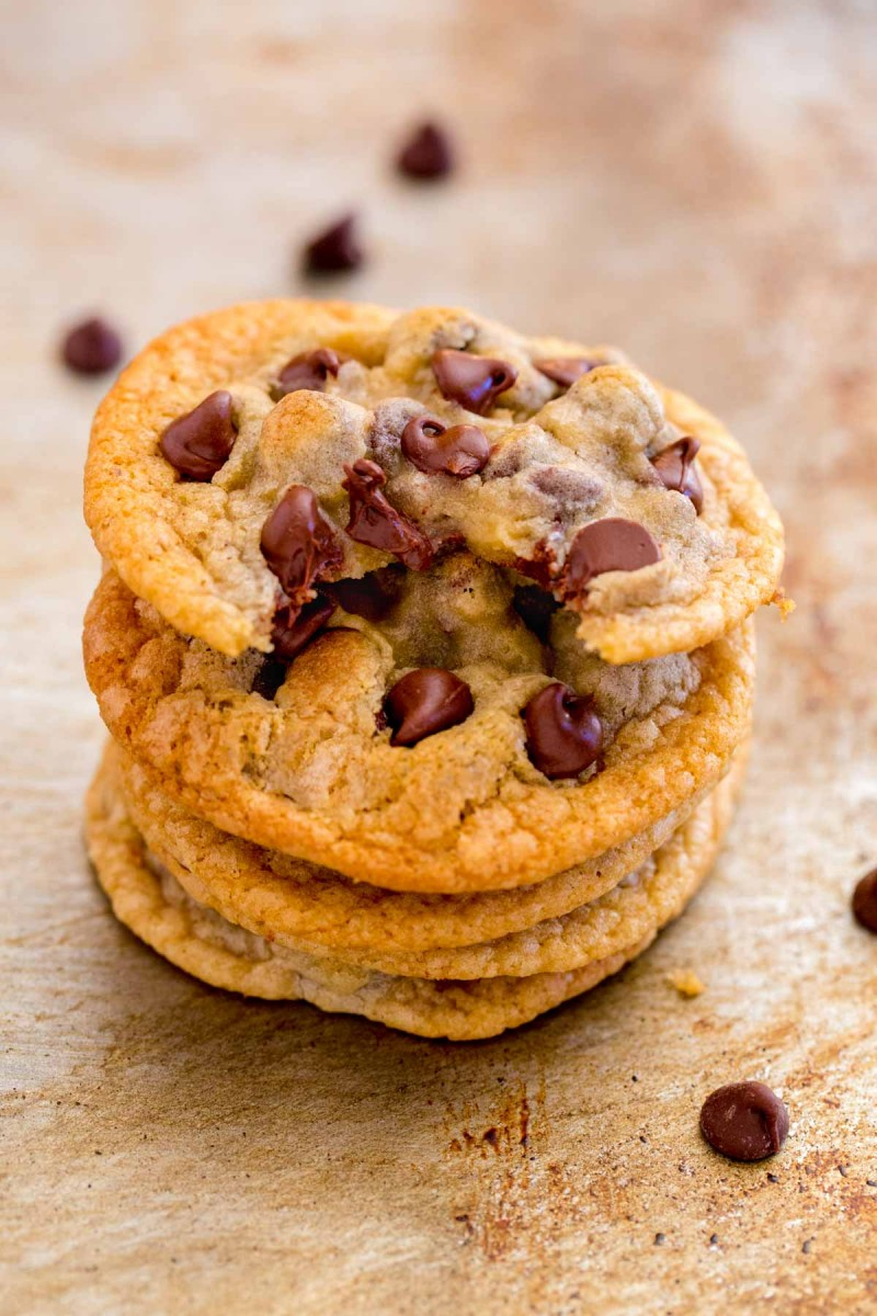 Squishy Chocolate Chip Cookies : Soft Chocolate Chip Cookies Best Cookie Recipe