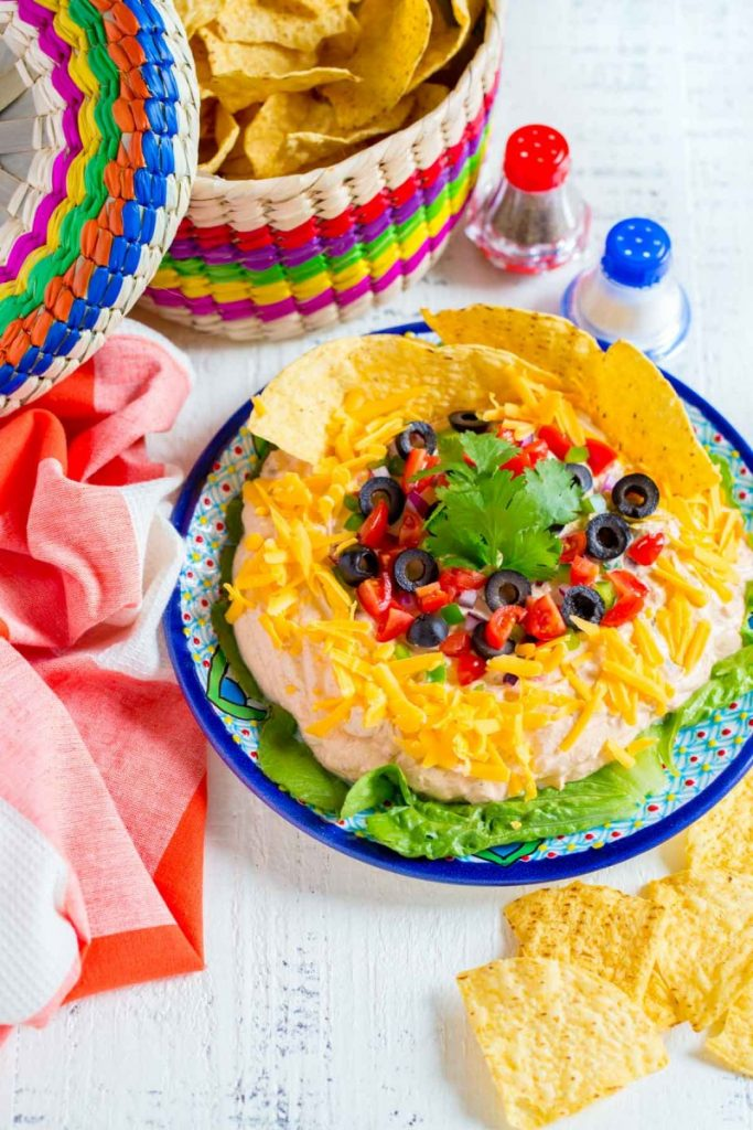 Fiesta Taco Dip Recipes
