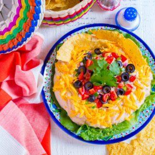Fiesta Taco Dip Recipe