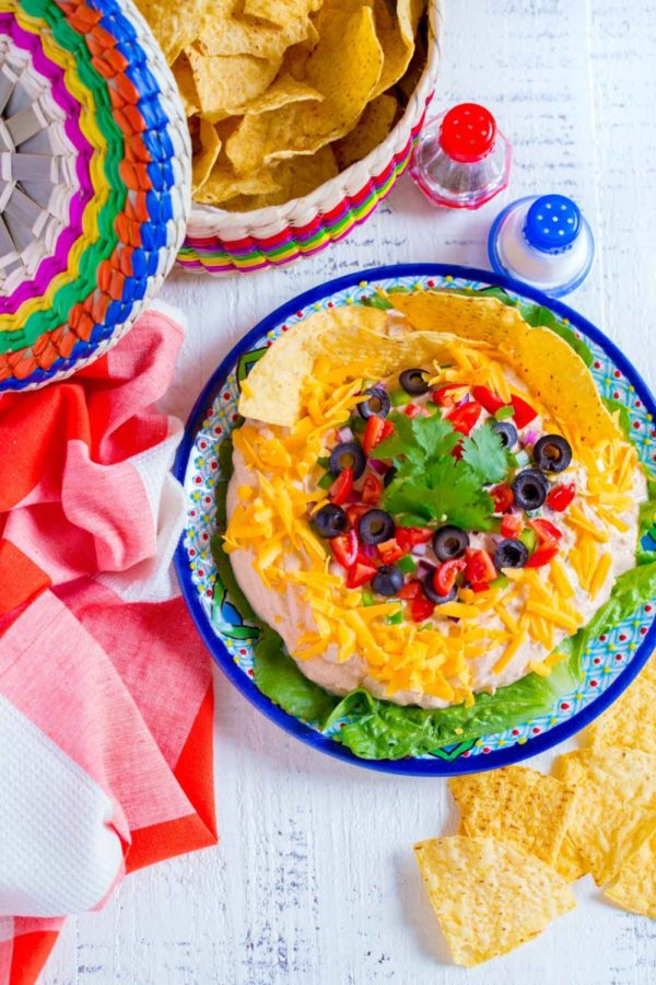 Fiesta Party Dip Recipe
